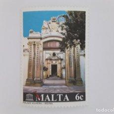 Sellos: MALTA SELLO NUEVO. Lote 173900597