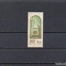 Sellos: MALTA 1980, YVERT 607, MNH-SC. Lote 175042038
