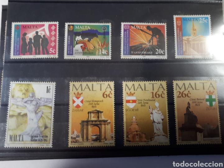 SELLOS NUEVOS DE MALTA DE LIS AÑOS 1994 Y 1997 LOT. E18 (Sellos - Extranjero - Europa - Malta)