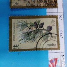 Sellos: SELLO DE MALTA IVERT AÑO 1995 USADO. Lote 184099922