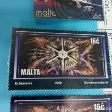 Sellos: SELLO DE MALTA 1108 IVERT AÑO 2000 USADO. Lote 184439085