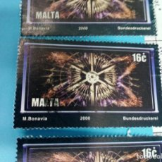 Sellos: SELLO DE MALTA 1108 IVERT AÑO 2000 USADO. Lote 184439132
