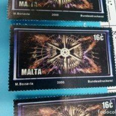 Sellos: SELLO DE MALTA 1108 IVERT AÑO 2000 USADO. Lote 184439185