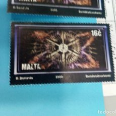 Sellos: SELLO DE MALTA 1108 IVERT AÑO 2000 USADO. Lote 184439200