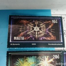 Sellos: SELLO DE MALTA 1108 IVERT AÑO 2000 USADO. Lote 184439235
