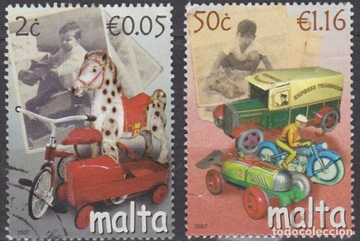 LOTE DE SELLOS - MALTA - AHORRA GASTOS COMPRA MAS SELLOS (Sellos - Extranjero - Europa - Malta)