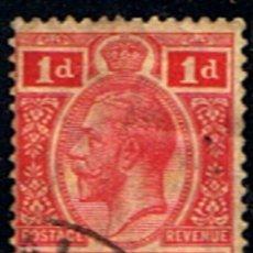Timbres: MALTA // YVERT 44 // 1913-19 ... USADO. Lote 192720072