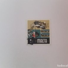 Sellos: AÑO 1999 MALTA SELLO USADO. Lote 193726501