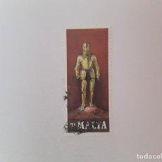Sellos: MALTA SELLO USADO. Lote 193726855