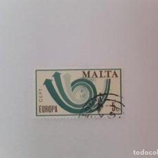 Sellos: MALTA SELLO USADO. Lote 193726881