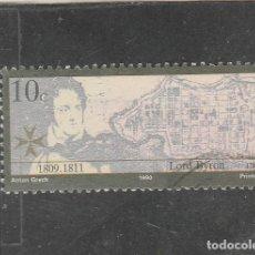Sellos: MALTA 1990 - YVERT NRO. 817 - USADO - . Lote 195048381