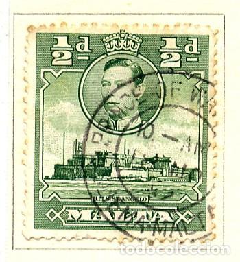 24 SELLOS DE MALTA USADOS- FOTO AD - 178-179-181-183-186-187-193-194-195-196-197-202-203..LEER RESTO (Sellos - Extranjero - Europa - Malta)