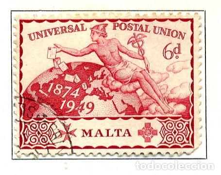 Sellos: 24 SELLOS DE MALTA USADOS- FOTO AD - 178-179-181-183-186-187-193-194-195-196-197-202-203..LEER RESTO - Foto 10 - 206277088
