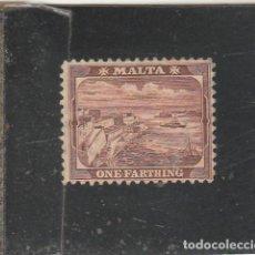 Francobolli: MALTA 1899 - YVERT NRO.12 - USADO. Lote 216801612