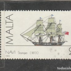 Timbres: MALTA 1983 - YVERT NRO. 681 - USADO -. Lote 216804903
