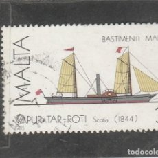 Timbres: MALTA 1985 - YVERT NRO. 720 - USADO -. Lote 216804968