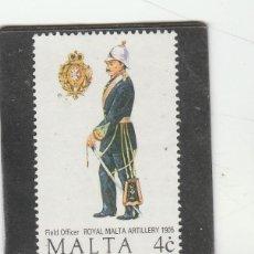 Sellos: MALTA 1990 - YVERT NRO. 826 - NUEVO. Lote 218227318