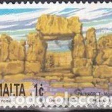 Sellos: LOTE DE SELLOS - MALTA - REY - (AHORRA EN PORTES, COMPRA MAS). Lote 221510001