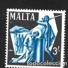 Timbres: MALTA. Lote 223923988