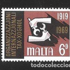 Timbres: MALTA. Lote 223924105