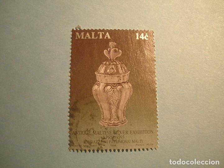 MALTA 1994 - ORFEBRERIA. (Sellos - Extranjero - Europa - Malta)