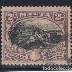 Sellos: MALTA 129 USADA, MDINA. Lote 252041530