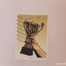 Timbres: AÑO 2010 MALTA SELLO USADO. Lote 253615145