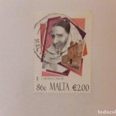 Timbres: AÑO 2007 MALTA SELLO USADO. Lote 253615365