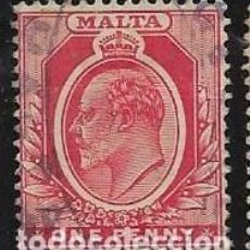 Timbres: MALTA YVERT 34. Lote 257672510