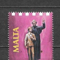 Sellos: MALTA SELLO USADO - 11/2. Lote 295017663