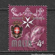 Sellos: MALTA SELLO USADO - 11/2. Lote 295018393