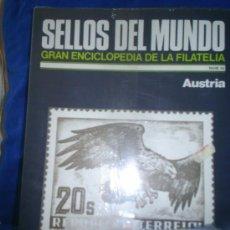 Sellos: M69 LOTE DE FASCICULOS SELLOS DEL MUNDO 23 FASCICULOS CON SUS SELLOS GANGA!!!!!!!! VER DESCRIPCION. Lote 30331589
