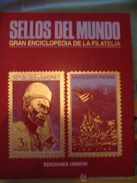 Sellos: Manual del Filatelico COLECCION SELLOS DEL MUNDO - Foto 3 - 26971753