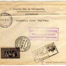 Sellos: SOBRE POSTE ITALIANE 1959. Lote 18882532