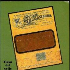 Sellos: MANUAL DE LOS ENTEROS POSTALES DE INICIATIVA PRIVADA DE ESPAÑA (NENTWICH, DIETER). Lote 27623685