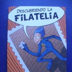 Timbres: DESCUBRIENDO LA FILATELIA. LIBRILLO AÑO 2011.. Lote 30718284