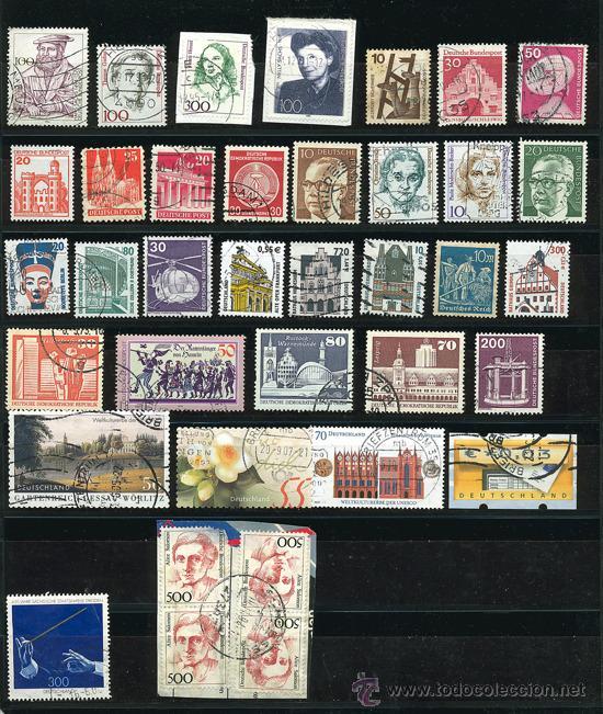 Sellos: + de 450 sellos del mundo, todos diferentes - Foto 4 - 31388152
