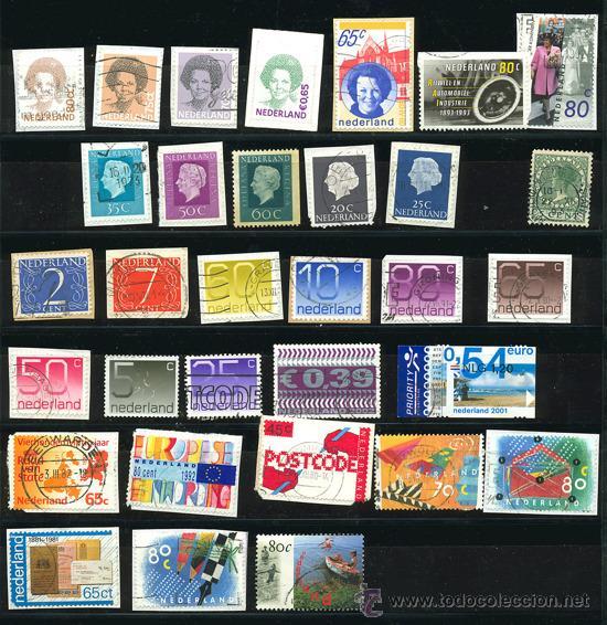 Sellos: + de 450 sellos del mundo, todos diferentes - Foto 9 - 31388152