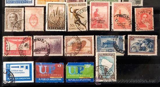 Sellos: + de 450 sellos del mundo, todos diferentes - Foto 17 - 31388152