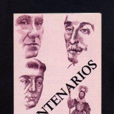 Sellos: SERVICIO FILATELICO - INFORMACION Nº 8/83 - CENTENARIOS.. Lote 33340894