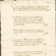 Sellos: TIMBROLOGIA.1548. FILIGRANA (MARCA DE AGUA - WATERMARKING): UNICORNIO. Lote 35377443