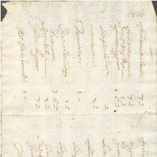 Sellos: TIMBROLOGIA.1580. FILIGRANA (MARCA DE AGUA - WATERMARKING): CRUZ. Lote 35377514