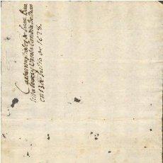Sellos: TIMBROLOGIA.1628. FILIGRANA (MARCA DE AGUA - WATERMARKING): CRUZ. Lote 35377642