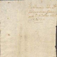 Sellos: TIMBROLOGIA.1674. FILIGRANA (MARCA DE AGUA - WATERMARKING): HERALDICA Y CIRCULOS. Lote 35377842