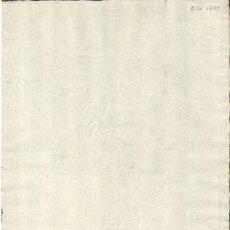 Sellos: TIMBROLOGIA.1700. FILIGRANA (MARCA DE AGUA - WATERMARKING): CORONA Y LETRAS BBB. Lote 35378019