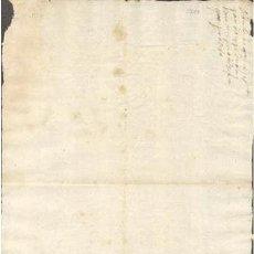 Sellos: TIMBROLOGIA.1700. FILIGRANA (MARCA DE AGUA - WATERMARKING): CRUZ. Lote 35378045