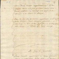 Sellos: TIMBROLOGIA.1770. FILIGRANA (MARCA DE AGUA - WATERMARKING): ESCUDO. Lote 35401568