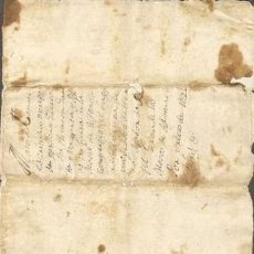 Sellos: TIMBROLOGIA.1780. FILIGRANA (MARCA DE AGUA - WATERMARKING): ESFINGE. Lote 35401982