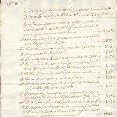 Sellos: TIMBROLOGIA.1782. FILIGRANA (MARCA DE AGUA - WATERMARKING): BUEY. Lote 35402043