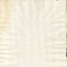 Sellos: TIMBROLOGIA.1800. FILIGRANA (MARCA DE AGUA - WATERMARKING): PAJARO VILLALUENCO. Lote 35444420